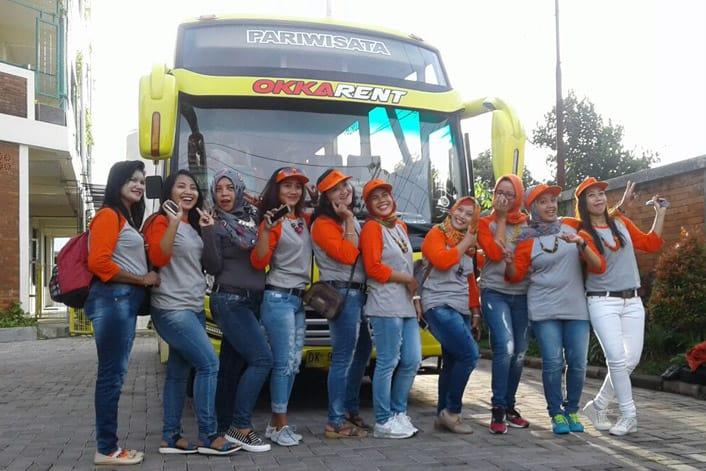 Sewa Bus Surabaya